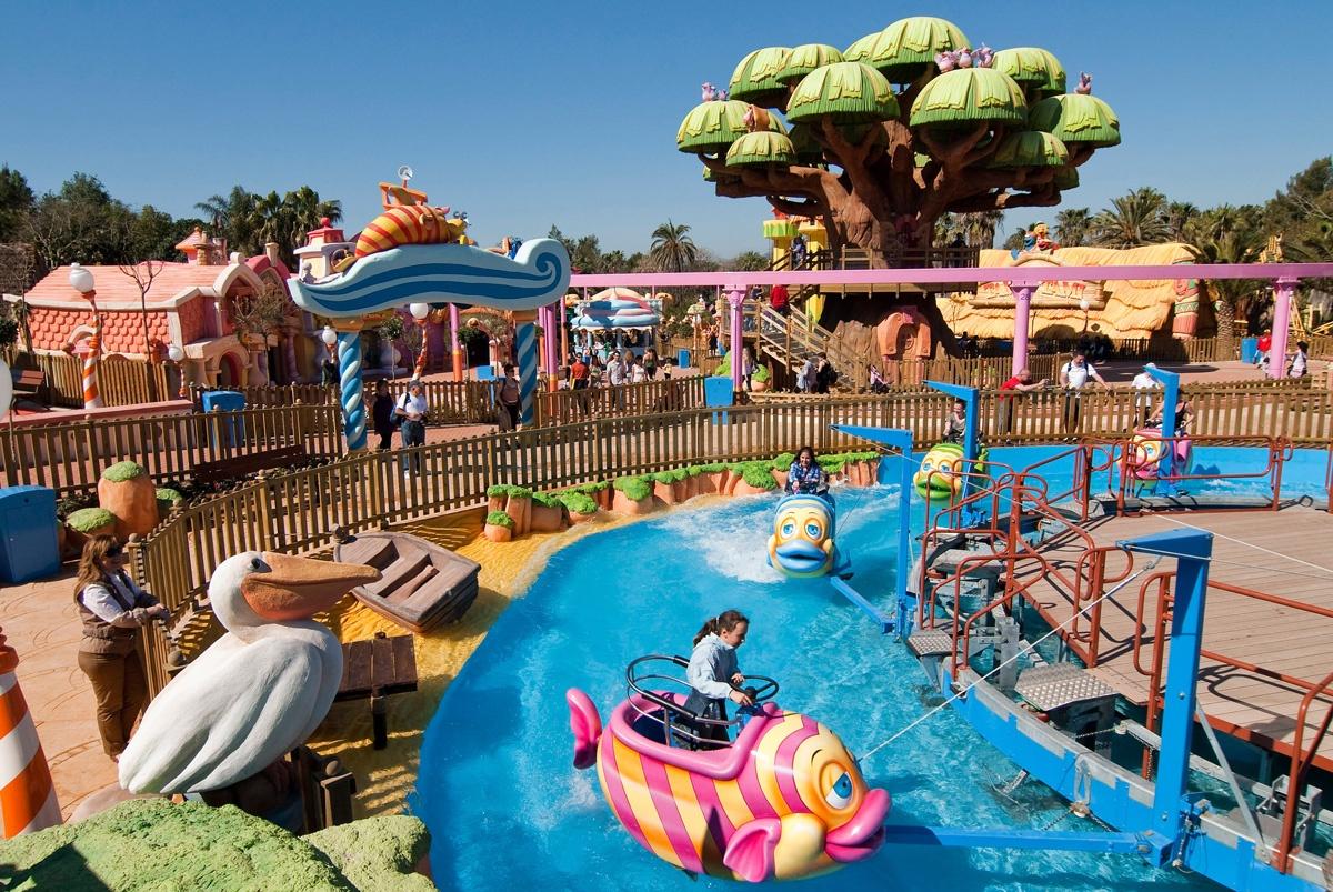 Big port aventura aquatic park