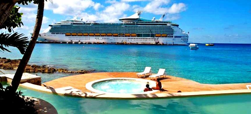 Big tury v meksiku cruceros por el caribe